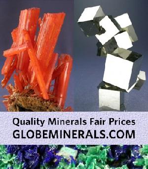 globe minerals
